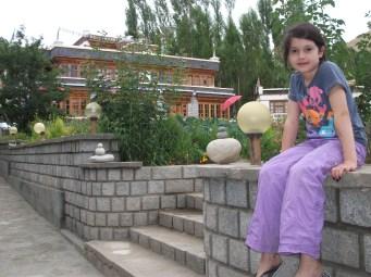 Guest house in Leh