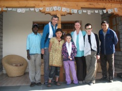 we had a great time in Leh, and were made to feel very welcome by our host.