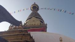 Mokey Temple Stupa