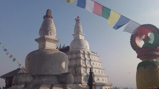 Hindu devotional building
