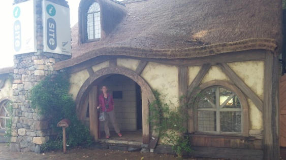 Hobbiton - or I site.