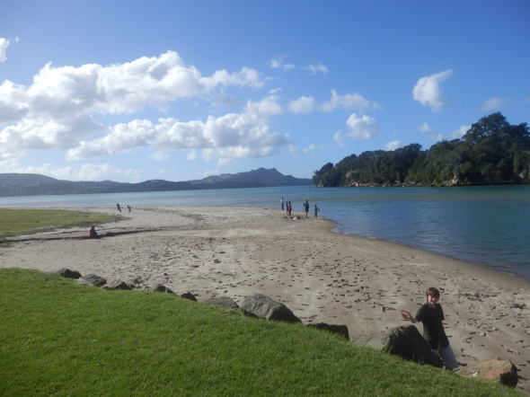 Fishing Bay - Coromandel