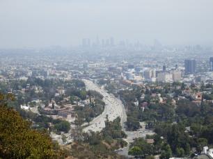 American city scape