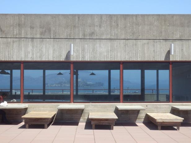 Alcatraz view.