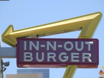Famous burger joint.