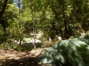 A good camping spot
