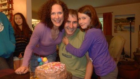 Happy birthday celebrations
